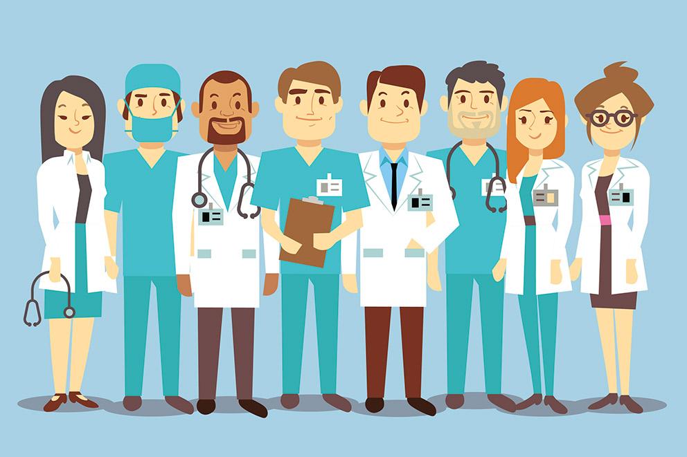 تفاهم الاختصاصي الاجتماعي مع الفريق العلاجي